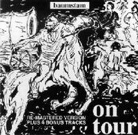 Baumstam - On Tour CD (album) cover