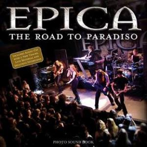 Epica - The Road To Paradiso CD (album) cover