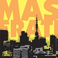 Maserati - Towers Were Wires / Asymetrical Threats CD (album) cover