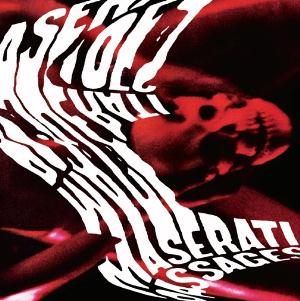 Maserati - Passages CD (album) cover