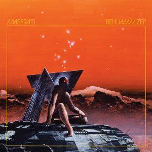 Maserati - Rehumanizer CD (album) cover