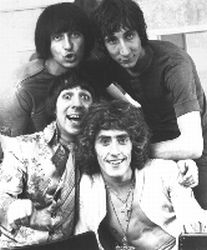 THE WHO image groupe band picture