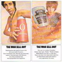 The Who - The Who Sell Out CD (album) cover