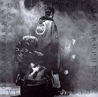 The Who - Quadrophenia CD (album) cover
