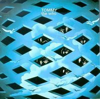 The Who - Tommy CD (album) cover
