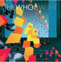 The Who - Endless Wire CD (album) cover