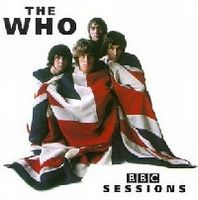 The Who - The BBC Sessions CD (album) cover
