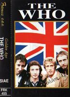 The Who - The Who Live (Golden Age Serie) CD (album) cover