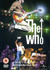 The Who - Maximum R&b Live DVD (album) cover