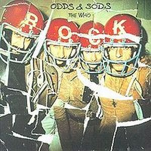 The Who - Odds & Sods CD (album) cover