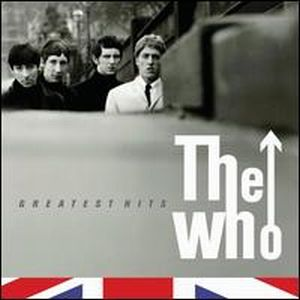 THE WHO - Greatest Hits CD album cover