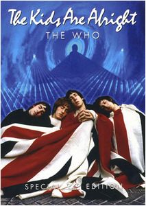 The Who - The Kids Are Alright DVD (album) cover
