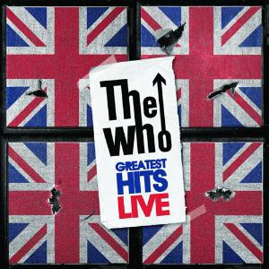 The Who - Greatest Hits Live CD (album) cover