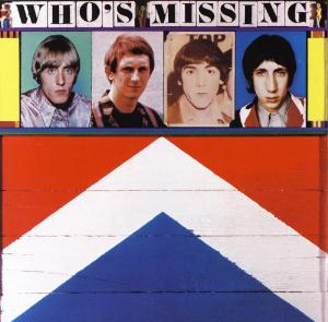 The Who - Who's Missing CD (album) cover
