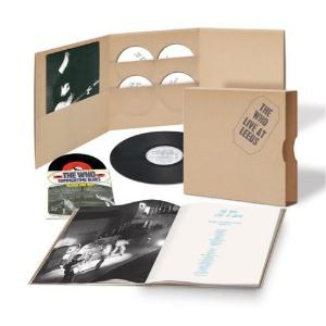 The Who - Live At Leeds 40th Anniversary Super-deluxe Collectors' Edition CD (album) cover