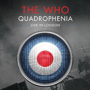 The Who - Quadrophenia: Live In London DVD (album) cover