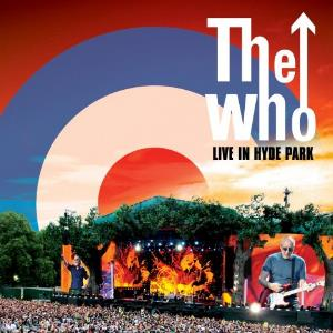 The Who - Live In Hyde Park DVD (album) cover