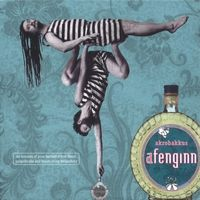 Afenginn - Akrobakkus CD (album) cover
