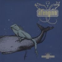 Afenginn - Reptilica Polaris CD (album) cover