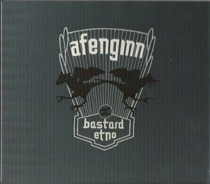 Afenginn - Bastard Etno CD (album) cover