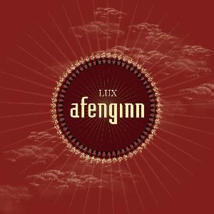 Afenginn - Lux CD (album) cover