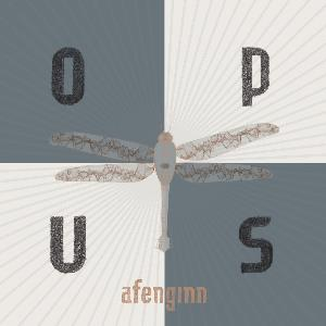 Afenginn - Opus CD (album) cover
