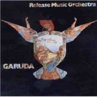 RELEASE MUSIC ORCHESTRA - Garude CD album cover