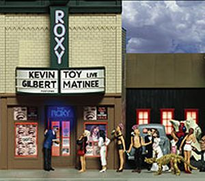 Toy Matinee - Kevin Gilbert Performs Toy Matinee Live CD (album) cover