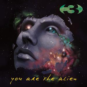 Three - You Are The Alien CD (album) cover