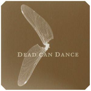 Dead Can Dance - Live Happenings - Part 3 CD (album) cover
