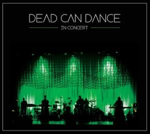 Dead Can Dance - In Concert CD (album) cover