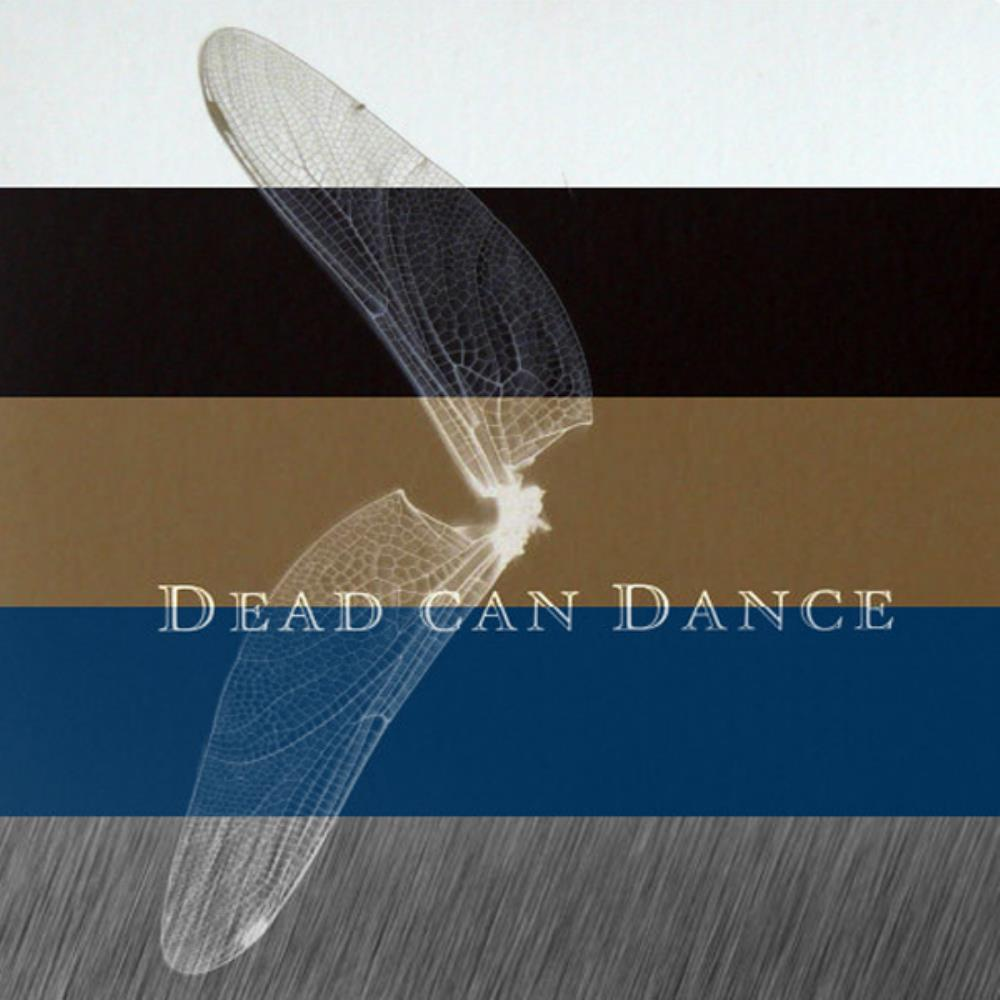 Dead Can Dance - Live Happenings I-v CD (album) cover