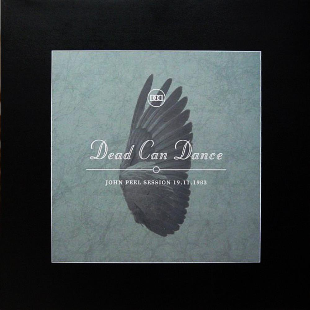 Dead Can Dance - John Peel Session 19.11.1983 CD (album) cover
