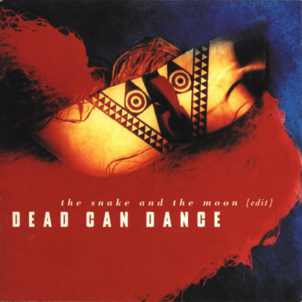 Dead Can Dance - The Snake And The Moon CD (album) cover