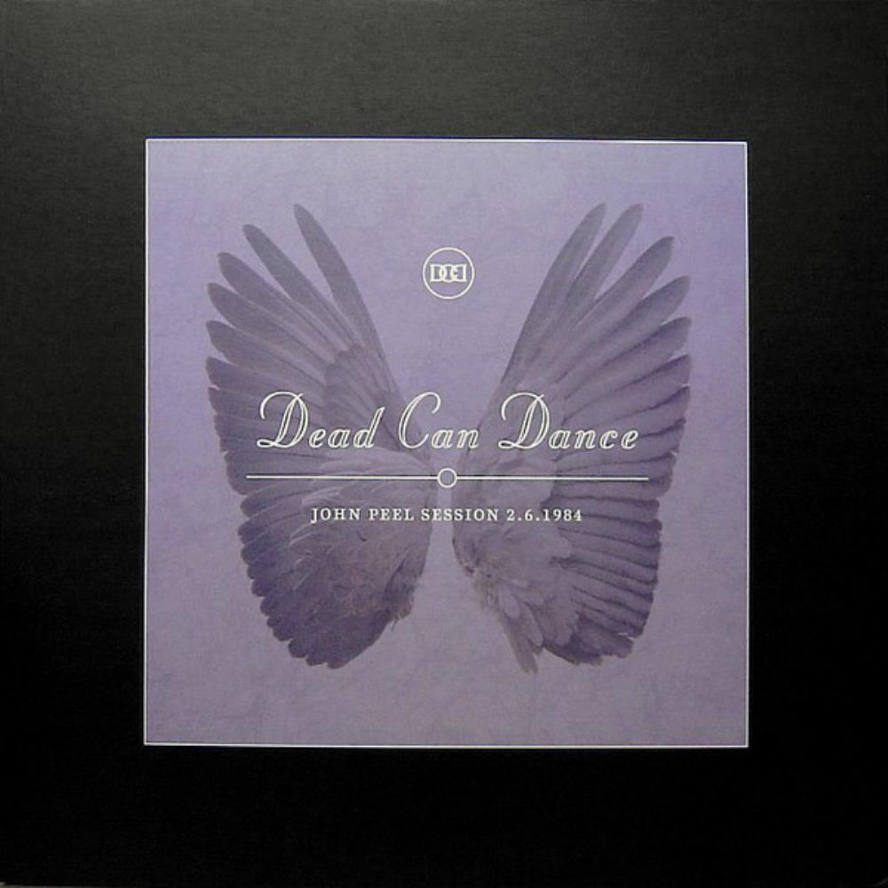 Dead Can Dance - John Peel Session 2.6.1984 CD (album) cover