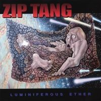 ZIP TANG - Luminiferous Ether CD album cover
