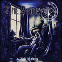 TIME SYMMETRY - Fate In Grey CD album cover