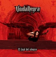 Viuda Negra - El Final Del Silencio CD (album) cover