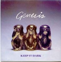 Genesis - Keep It Dark CD (album) cover