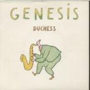 Genesis - Duchess/Open Door CD (album) cover