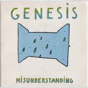 Genesis - Misunderstanding/Evidence Of Autumn CD (album) cover