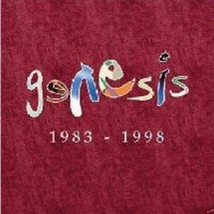 Genesis - Genesis 1983-1998 CD (album) cover