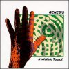 GENESIS - Invisible Touch CD album cover