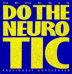 GENESIS - Do The Neurotic 12 CD album cover