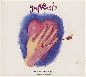 Genesis - Hold On My Heart CD (album) cover