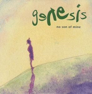 Genesis - No Son Of Mine CD (album) cover