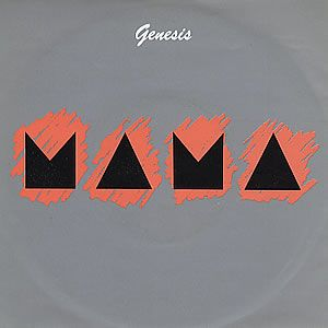 Genesis - Mama 7'' CD (album) cover