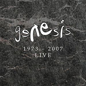 Genesis - Genesis 1973-2007 CD (album) cover