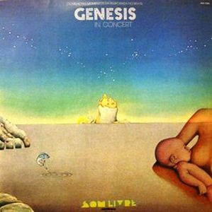 Genesis - Genesis In Concert CD (album) cover