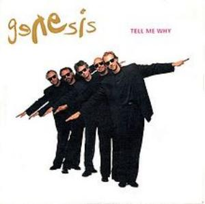 Genesis - Tell Me Why CD (album) cover